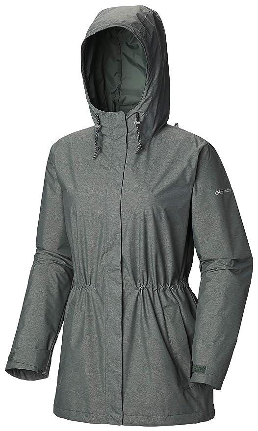 Columbia Womens Norwalk Mountain Jacket, Waterproof & Breathable