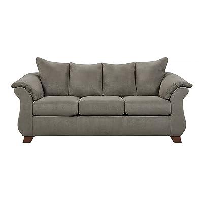 Cambridge 98520SF-GR Traditions Sofa, Gray