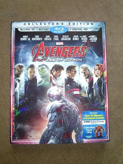Marvel's Avengers: Age of Ultron(Plus Bonus Features) Good