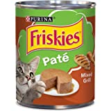Friskies Mixed Grill Buffet Chicken & Beef Canned Cat Food