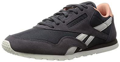 6fbc6c80f50 Reebok - CL Nylon Slim Core - V68406 - Color  Graphite - Size  7.5