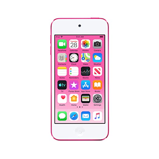 Apple iPod touch (256GB) - Pink (Latest Model)