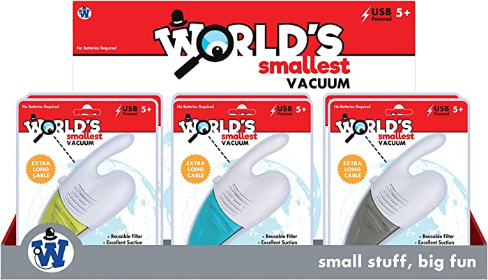 Top 9 Wolds Smallest Vacuum
