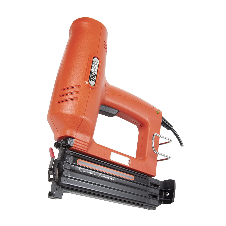 Tacwise 1168 Duo 50 Clavadora/Grapadora Elé ctrica, 2990 W, 240 V, Naranja Desconocido