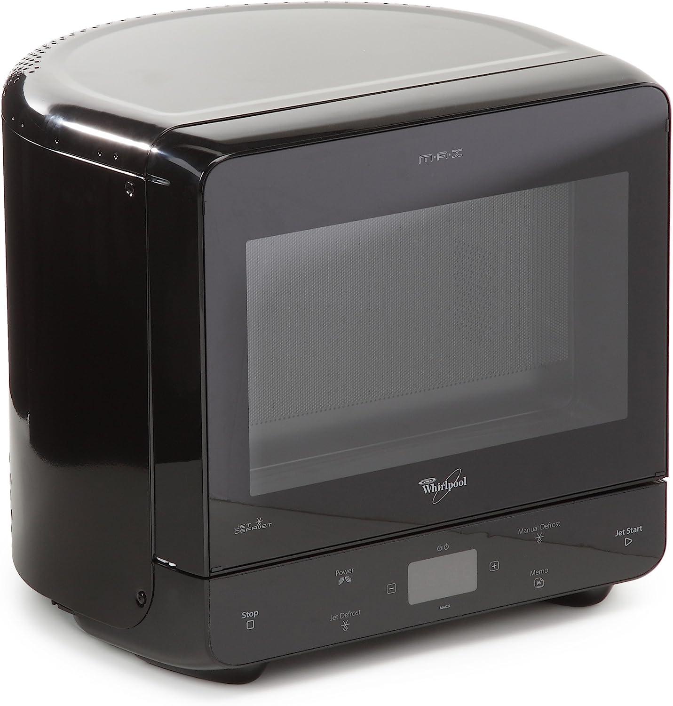 Whirlpool MAX34NB, 230VAC, 5A, 50Hz, Negro, 321 x 381 x 392 mm, 13900 g, LCD - Microondas