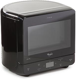 0e376c6f2b5f24 Whirlpool MAX 38 Noir micro-ondes avec grill plan de travail 13L ...