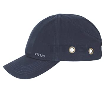 titus lightweight safety bump cap baseball style protective hat