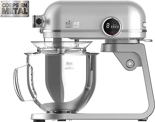 Faure - Robot de repostería Magic Baker Premiuim (800 W ...