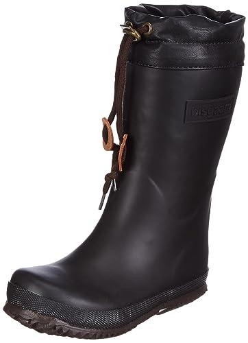 Bisgaard Unisex-Kinder Rubber Boot Basic Gummistiefel, Schwarz (50 black), 22 EU