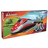 Lima HL1401 - Set Treno a Batteria ETR 500 Frecciarossa