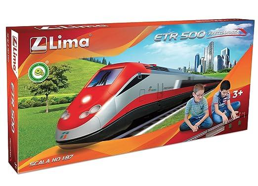 37 opinioni per Lima HL1401- Set Treno a Batteria ETR 500 Frecciarossa