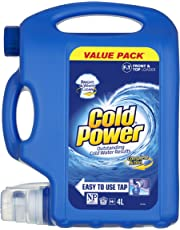 Cold Power Complete Action, Liquid Laundry Detergent, 4 Liters