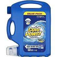 Cold Power Regular Complete Action, Liquid Laundry Detergent, Value Pack, 80 washloads, 4 liters