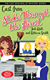 Cast Iron Stake Through the Heart (The Cast Iron Skillet Mystery Series Book 4)