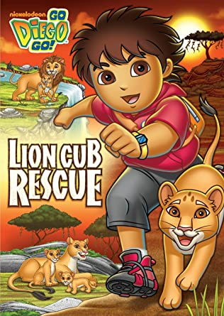 Amazoncom Go Diego Go  Lion Cub Rescue Go Diego Go Movies  TV
