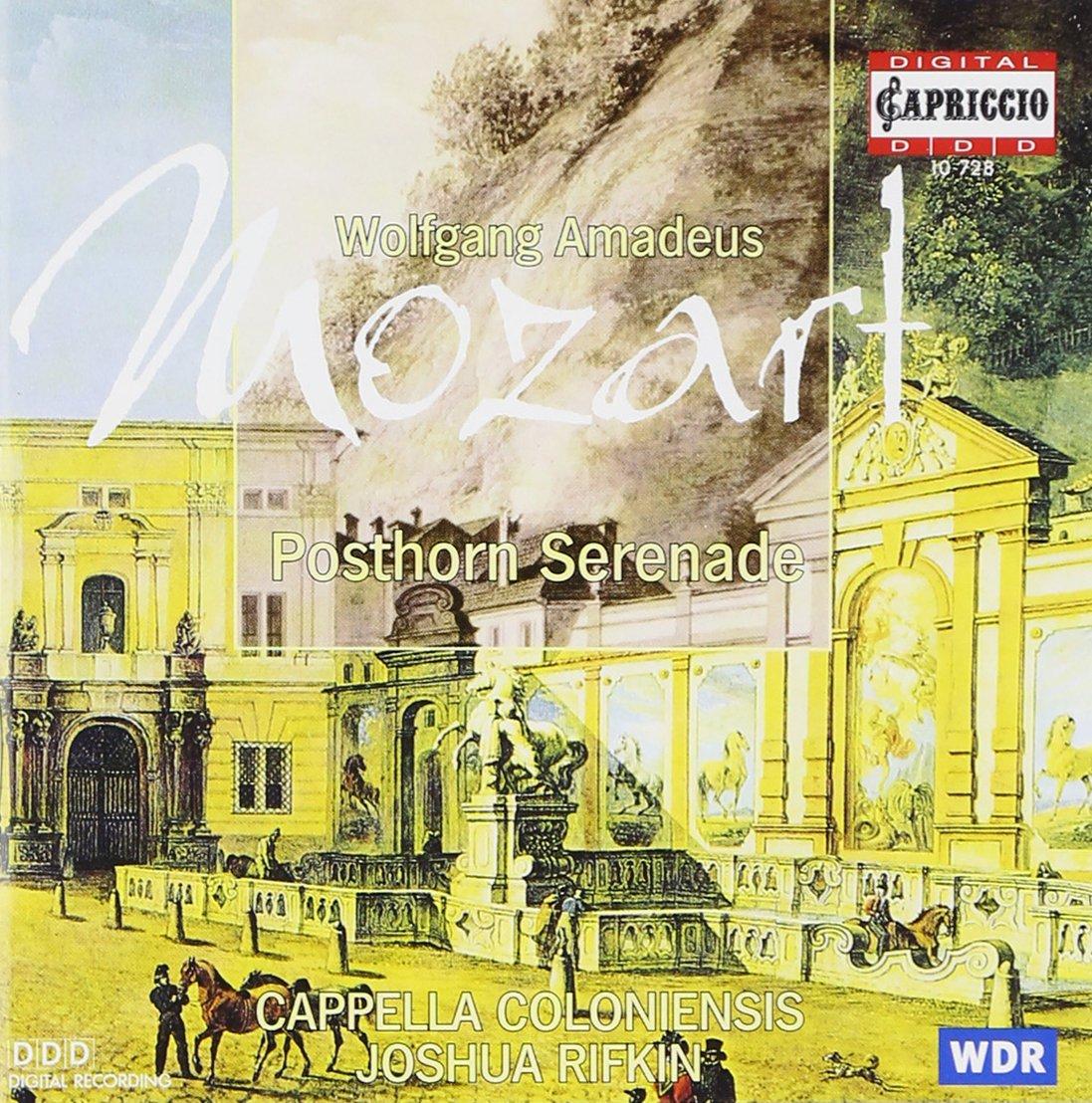 Posthorn-Serenade/Symp