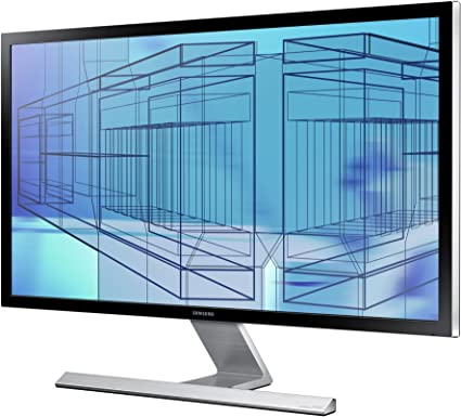 Samsung U28D590D 28 (Ultra Alta definición LED Monitor: Amazon.es ...