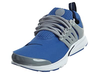 pretty nice 4991c 04553 Nike Presto Boys(GS) Shoes Comet Blue Binary Blue White 833875-