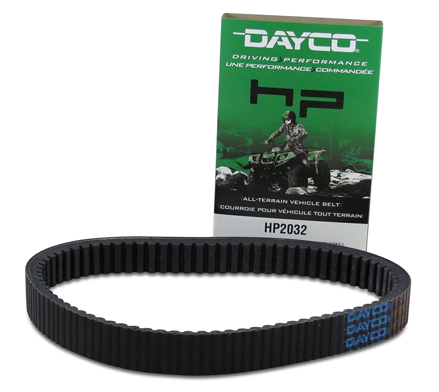 Dayco HP2032 HP High Performance ATV/UTV Drive Belt