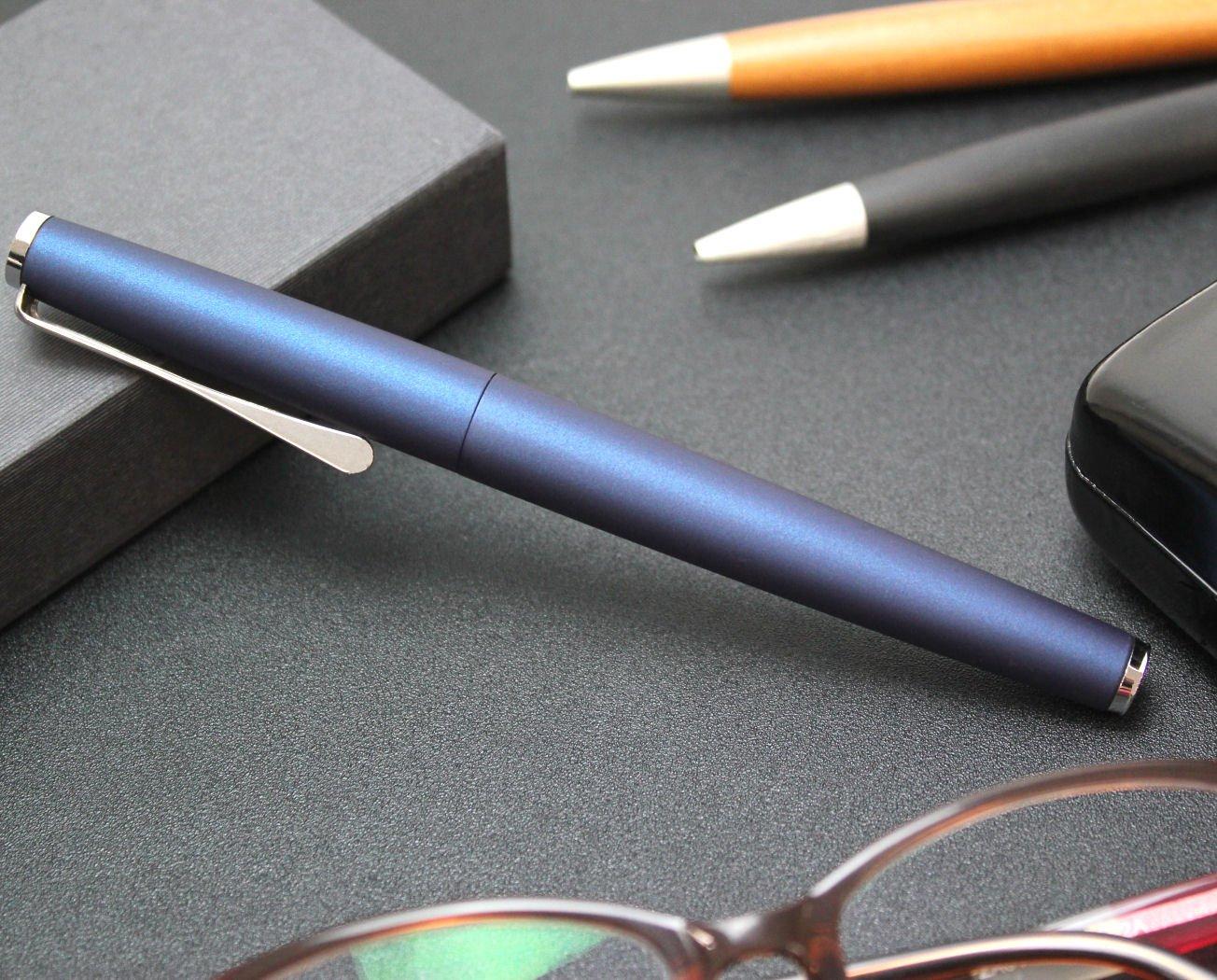 Lamy Studio Rollerball Pen - Blue by Lamy (Image #2)