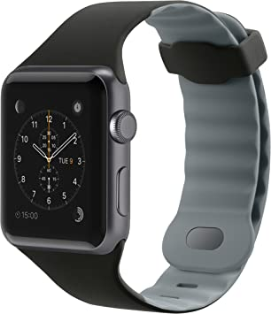 Belkin F8W730btC00 - Correa Deportiva para Apple Watch (42 mm/44 mm), Banda Deportiva para Apple Watch Series 4, 3, 2, 1 (Pulsera de Reloj para Apple Watch): Belkin: Amazon.es: Electrónica