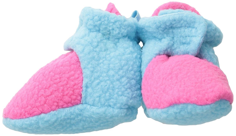 Luvable Friends unisex-baby Baby Cozy Fleece Booties 21079