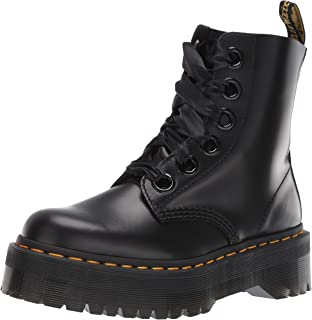 15d27963c Amazon.com | Dr. Martens Women's Jadon Boot | Motorcycle & Combat