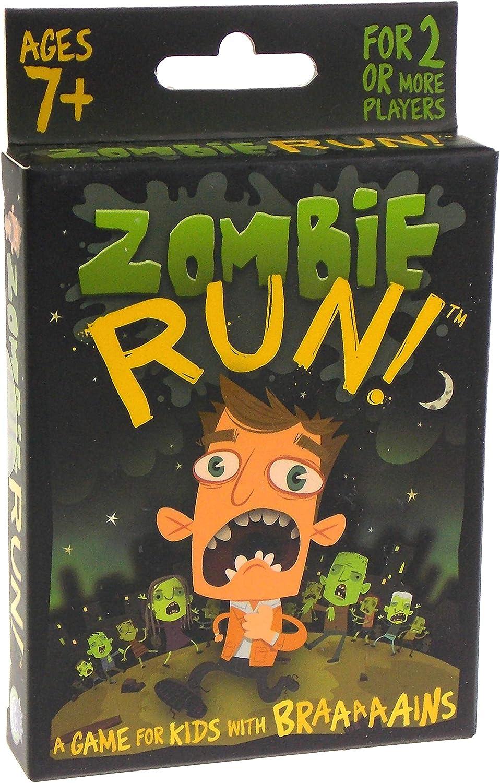 Zombie Farkel Dice Game /& Zombie Run Card Game Bundle