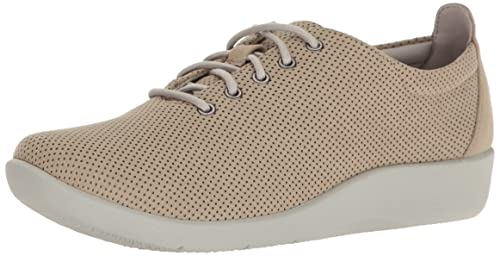 53a65180b88f8 Clarks Women's CloudSteppers Sillian Tino Lace-Up Shoe