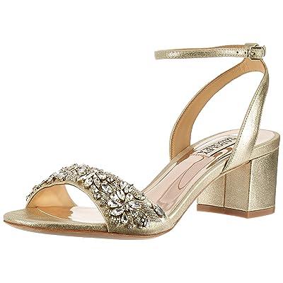 Badgley Mischka Women's Ivanna Heeled Sandal: Shoes
