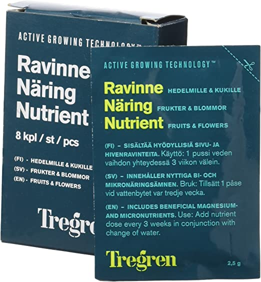Tregren - Nutrientes Especiales para Frutas y Flores para Cultivo ...