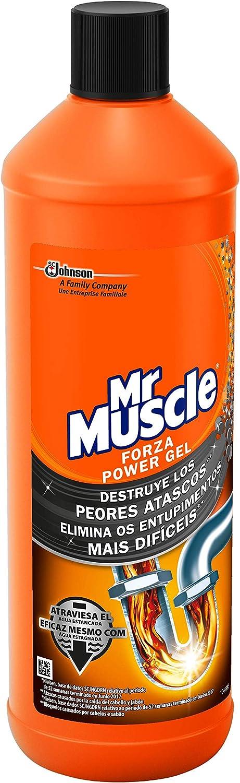Mr Muscle - Desatascador Gel 1 L
