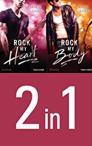The Last Ones to Know: Rock my Heart / Rock my Body (2in1-Bundle): Zwei Romane in einem Band (German Edition)