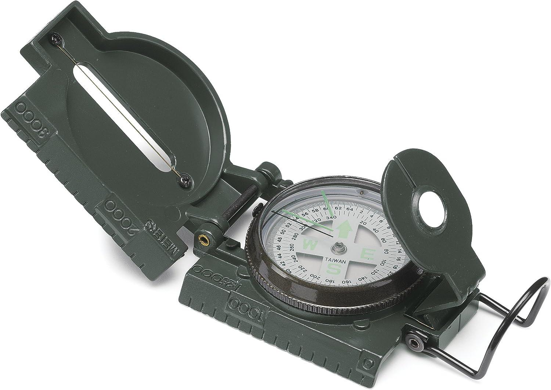 Deluxe Lensatic Compass Gelert COM050