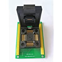 allsocket QFP100 – 0.5 QFP100 TQFP100 QFP100 a dip100 programación adaptador otq-100 – 0.5 – 09 0.5 mm Pitch 14 x 14 mm