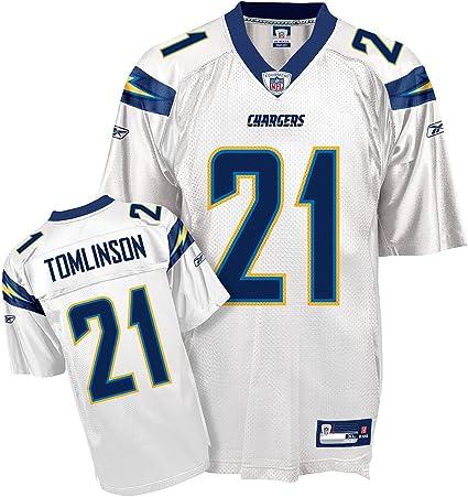 Amazon.com : LaDainian Tomlinson San Diego Chargers New Logo 2007 ...