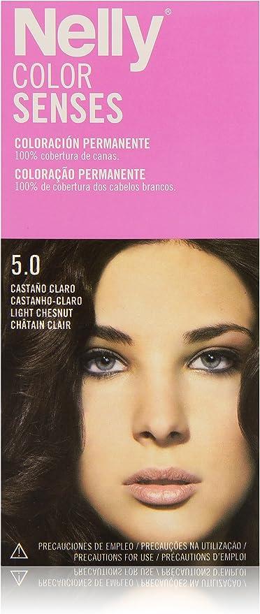 Tinte nelly senses n. 5, 0 - [pack de 2]: Amazon.es: Belleza