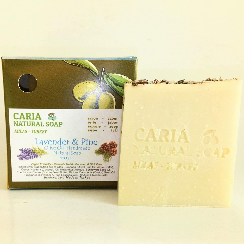Bath & Body Essential Strong Packing Fresh Pine Handmade Shaving Soap Bar Health & Beauty