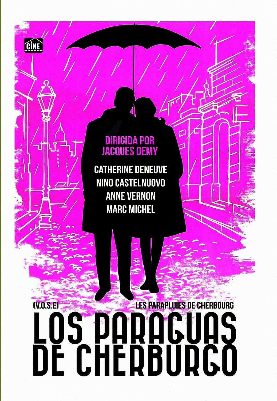 Los Paraguas de Cherburgo [DVD]: Amazon.es: Catherine ...