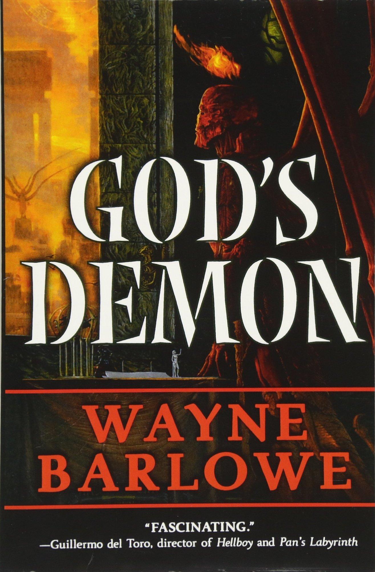 Gods demon wayne barlowe 9780765335777 amazon books fandeluxe Image collections