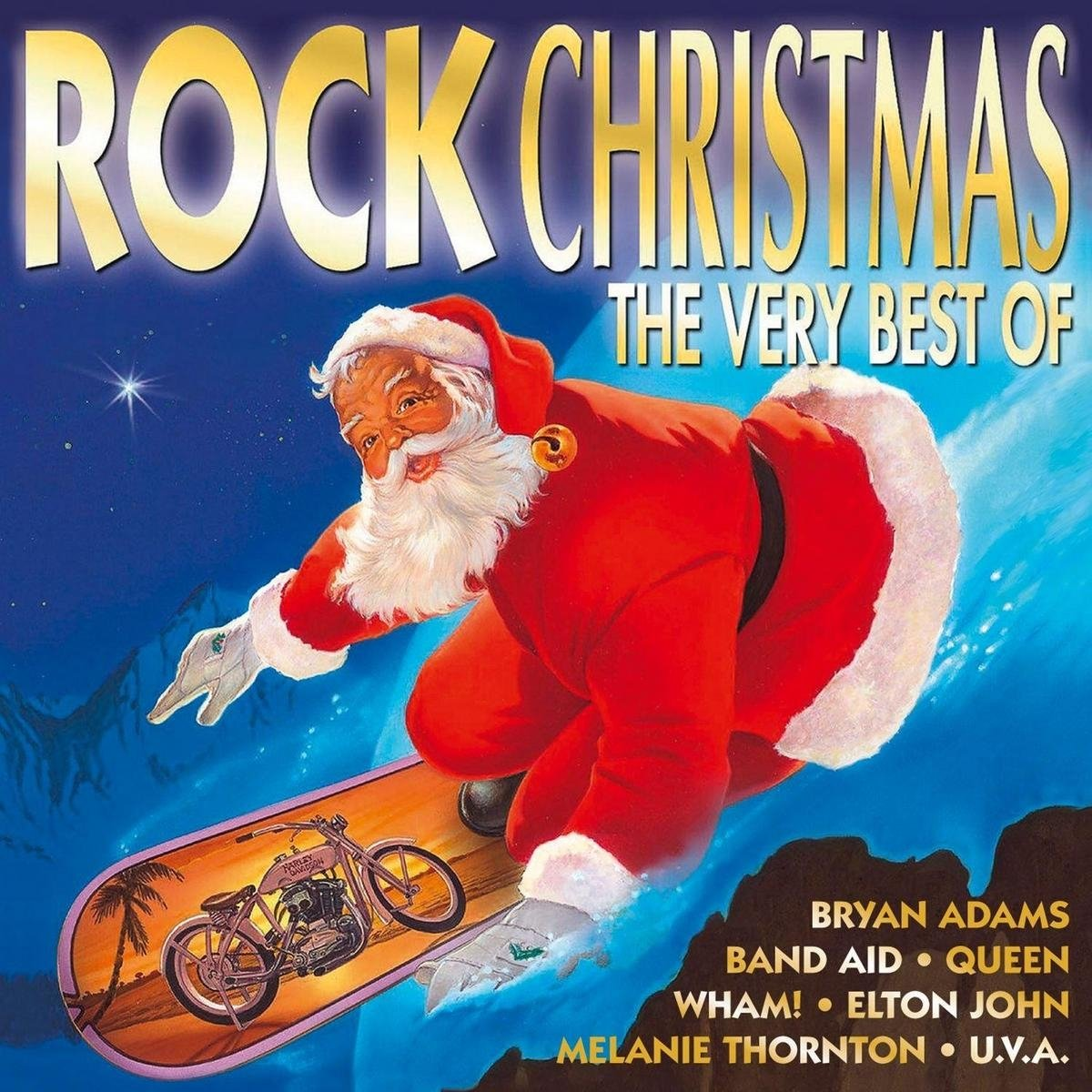 Rock Christmas - The Very Best Of (New Edition) - Various: Amazon.de ...