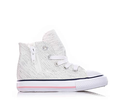 converse bianche all star alte