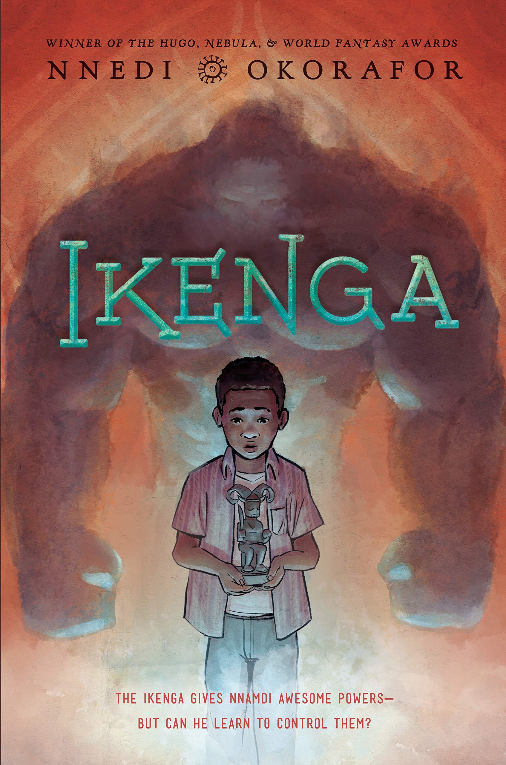 Amazon.com: Ikenga (9780593113523): Okorafor, Nnedi: Books