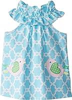 Mud Pie Little Girls' Little Chick Dress