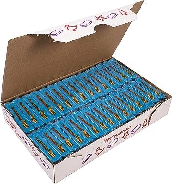Jovi - Caja de plastilina, 30 pastillas 50 g, color azul claro (7012) , color/modelo surtido: Amazon.es: Juguetes y juegos