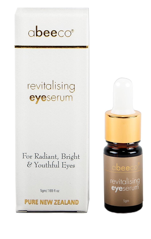 Abeeco Pure New Zealand Revitalising Eye Serum