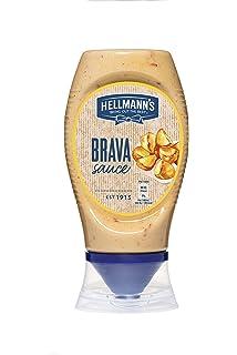 Hellmaanns Salsa Brava - 250 ml