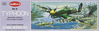 product image for Guillow's Hawker MK 1B Typhoon Model Kit