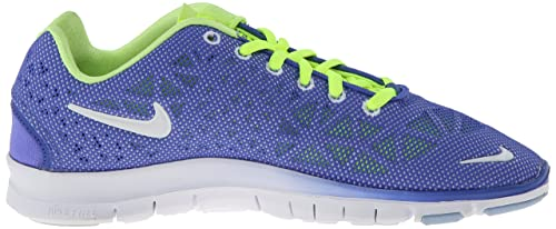 cheap for discount 39708 b6df7 Amazon.com   Nike Womens FREE TR FIT 3 BREATHE, VIOLET FORCE ICE BLUE SPORT  TURQUOISE WHITE, 9 US   Shoes