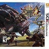 Monster Hunter 4 Ultimate - Nintendo 3DS Standard Edition